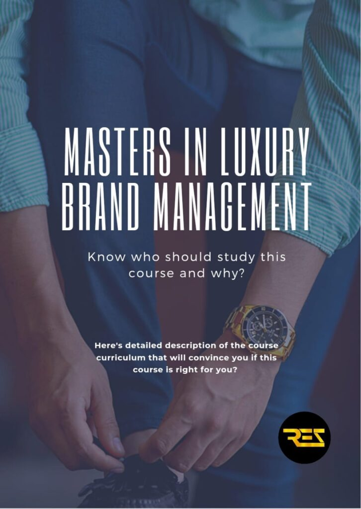 Masters in Luxury Brand Management