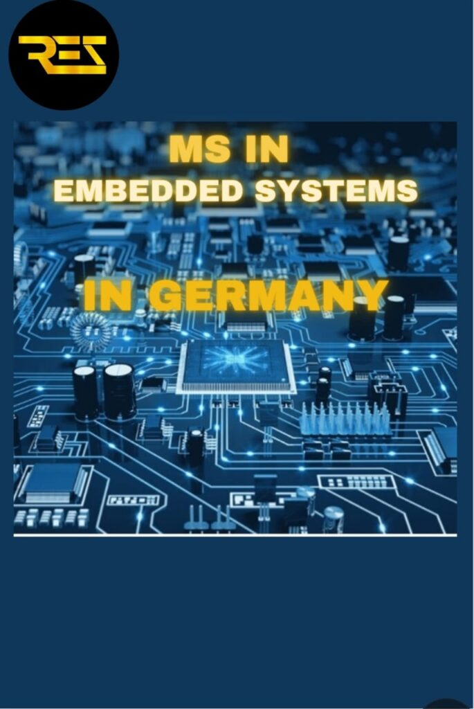 MS in Embedded Systems in Germany